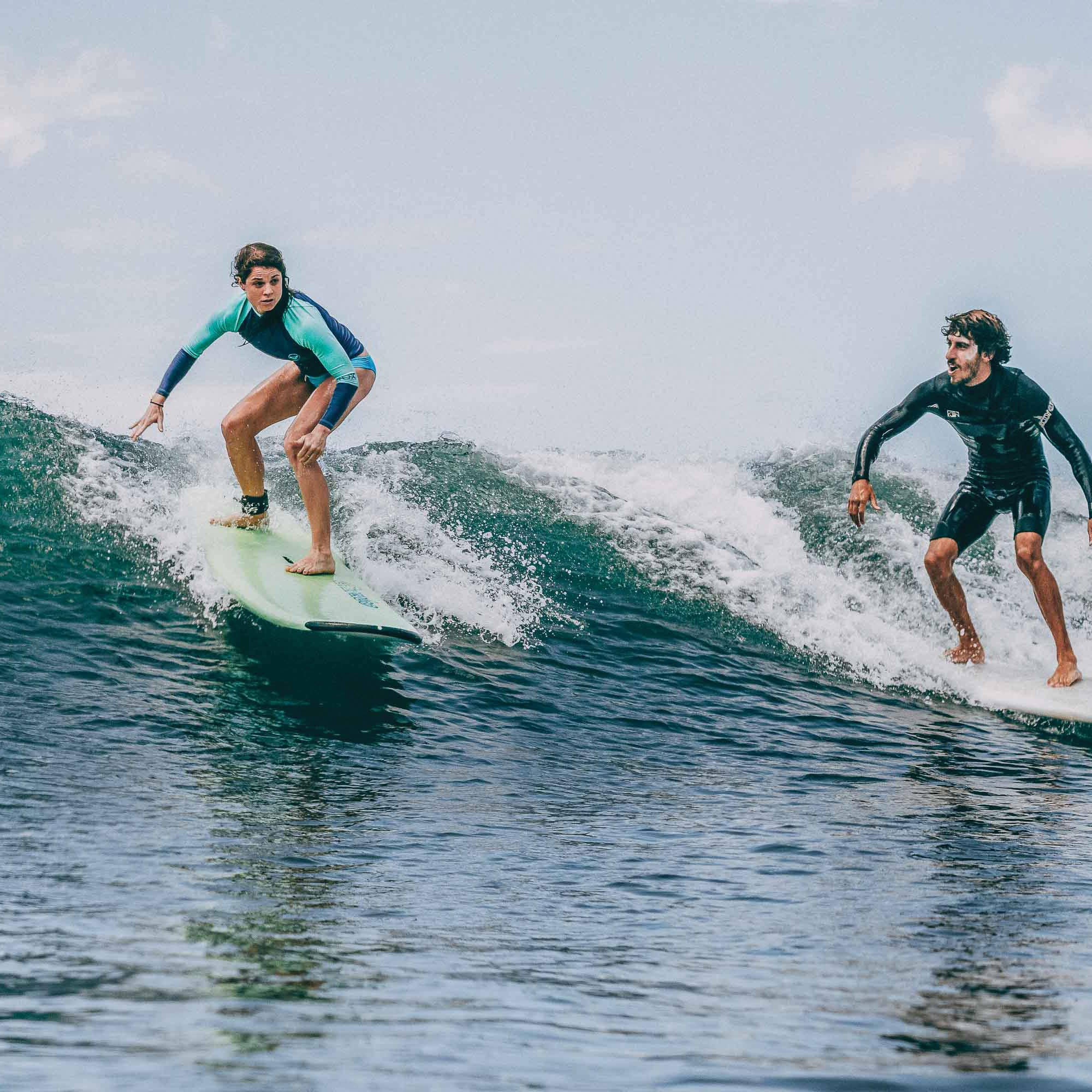 Personalized Surf Coaching For your level