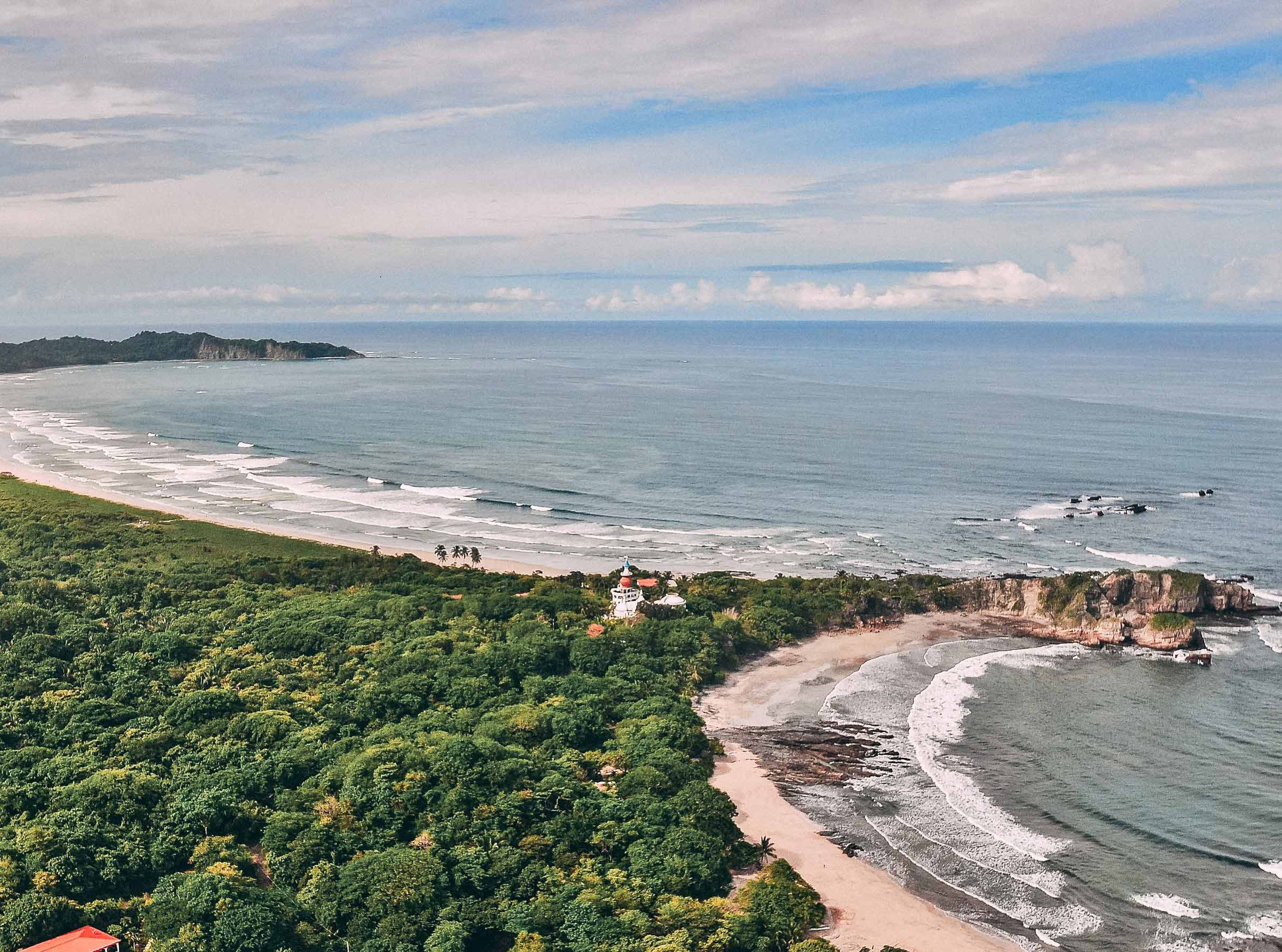 Playa Guiones Costa Rica