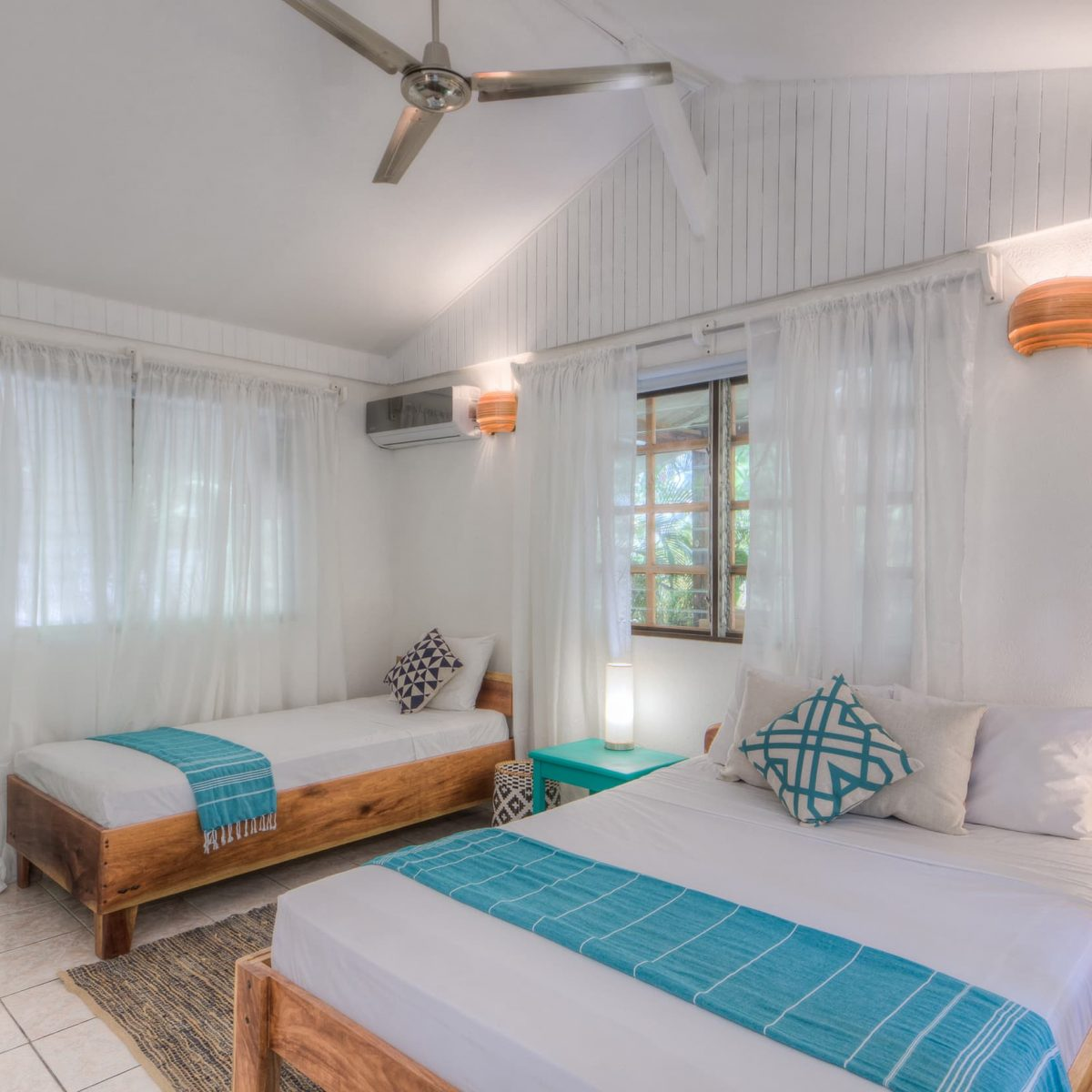 Bedroom Nosara Surf Camp