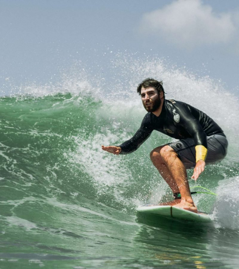 Learn how to surf Costa Rica