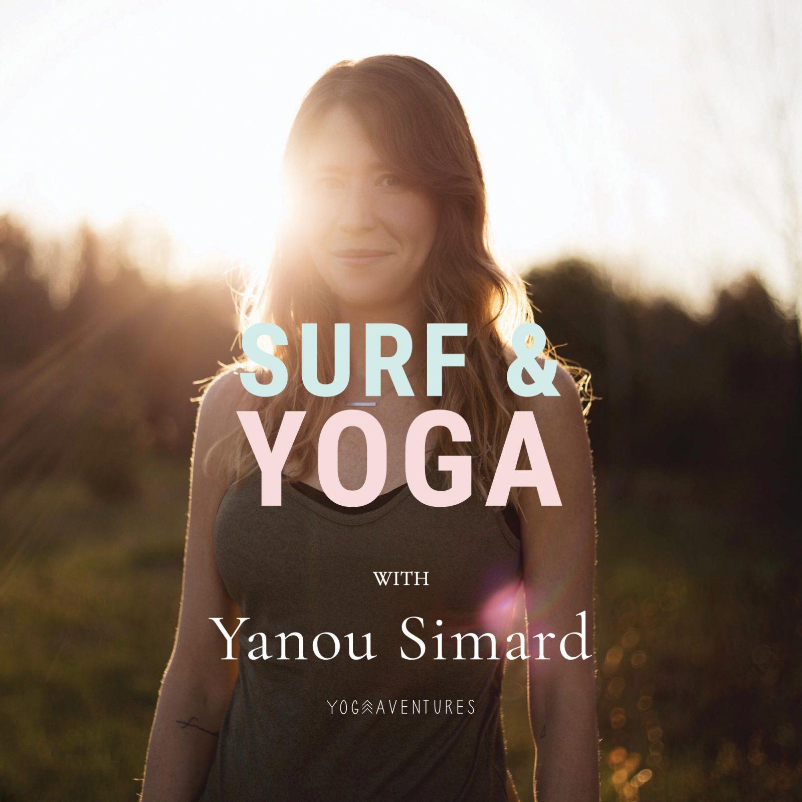 Yanou Yoga Teach Barefoot Surf Travel