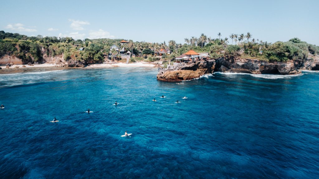 Best Surf Camps Bali Indonesia