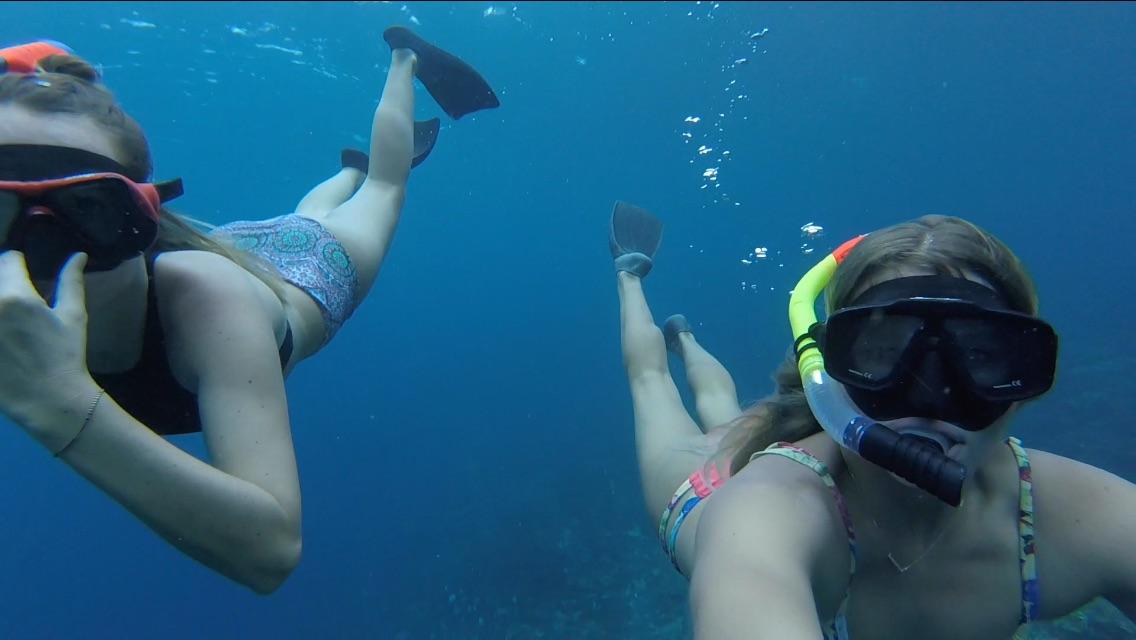 Nusa Lembongan Best Surf Town in Bali