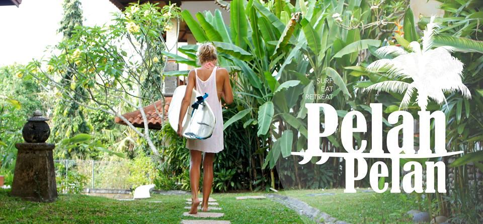 Pelan Pelan Best Surf Camp to Learn Surf in Bali