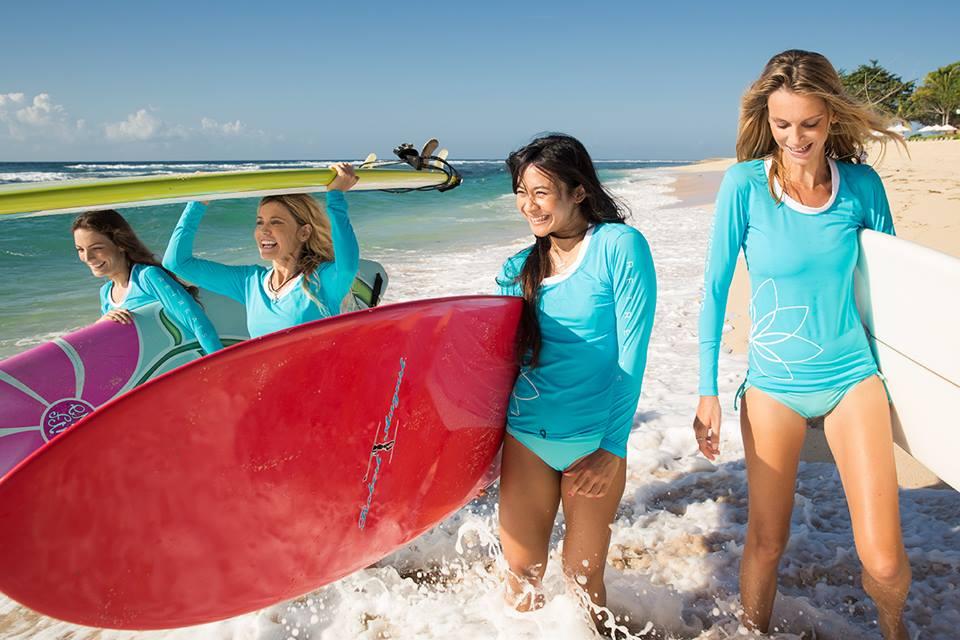 Surf Goddess Retreat Coaching Trip Bali