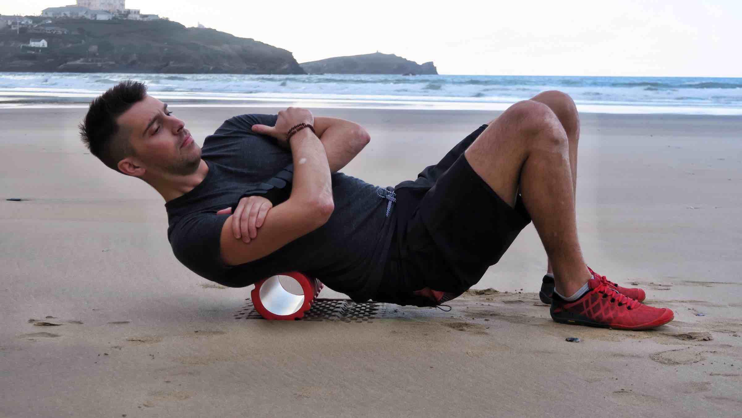 Luke Jones Improve Surf Paddling