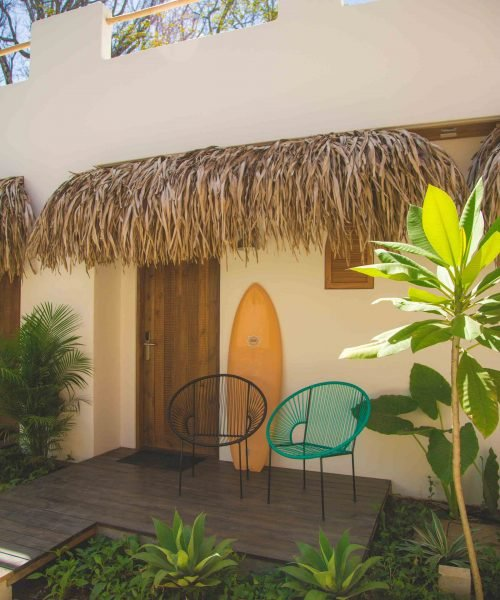 Costa Rica Accommodation Surf Coaching Double Queen