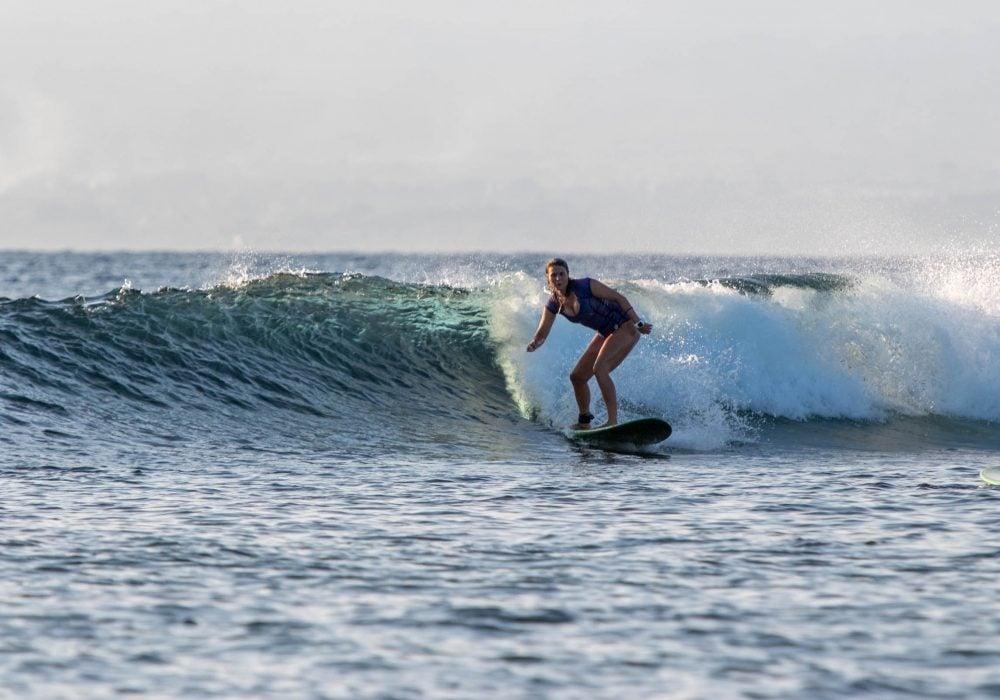 Bali Lembongan Beginner Waves