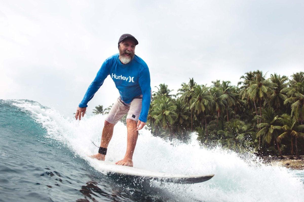 Surf Coaching Retreat Mentawai Surf Camp