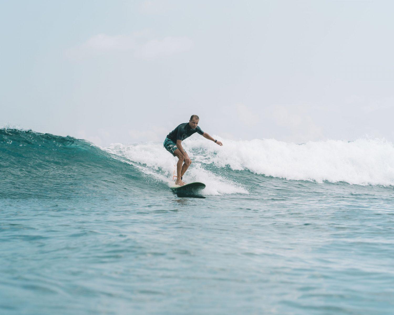 Surf Technique Analysis