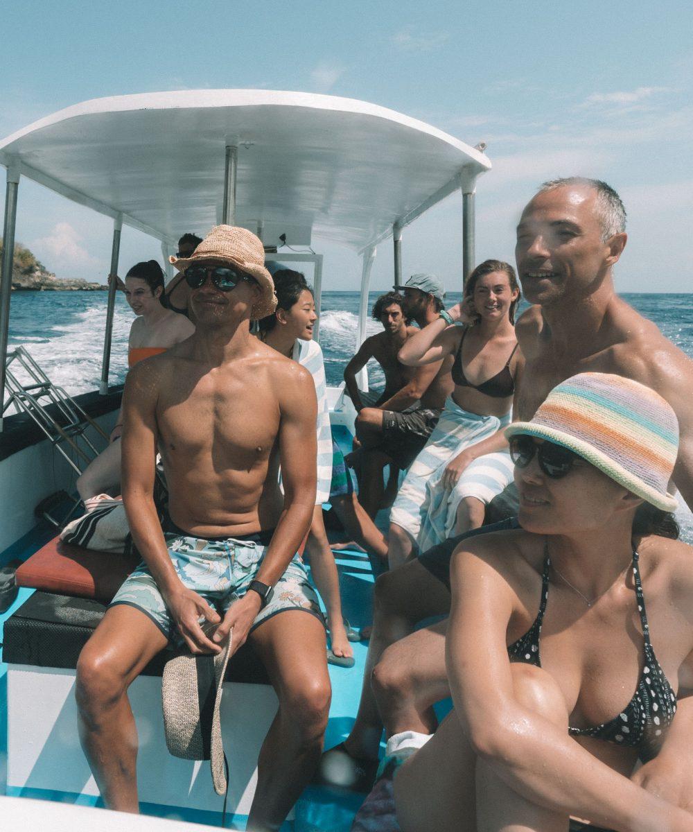 Shuttle to Best Surf Spots in Bali