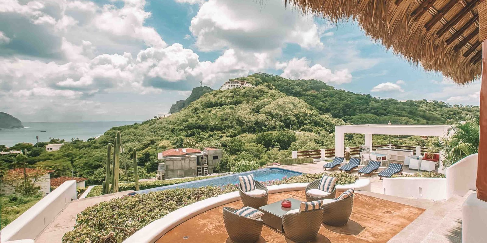 Nicaragua Surf Villa