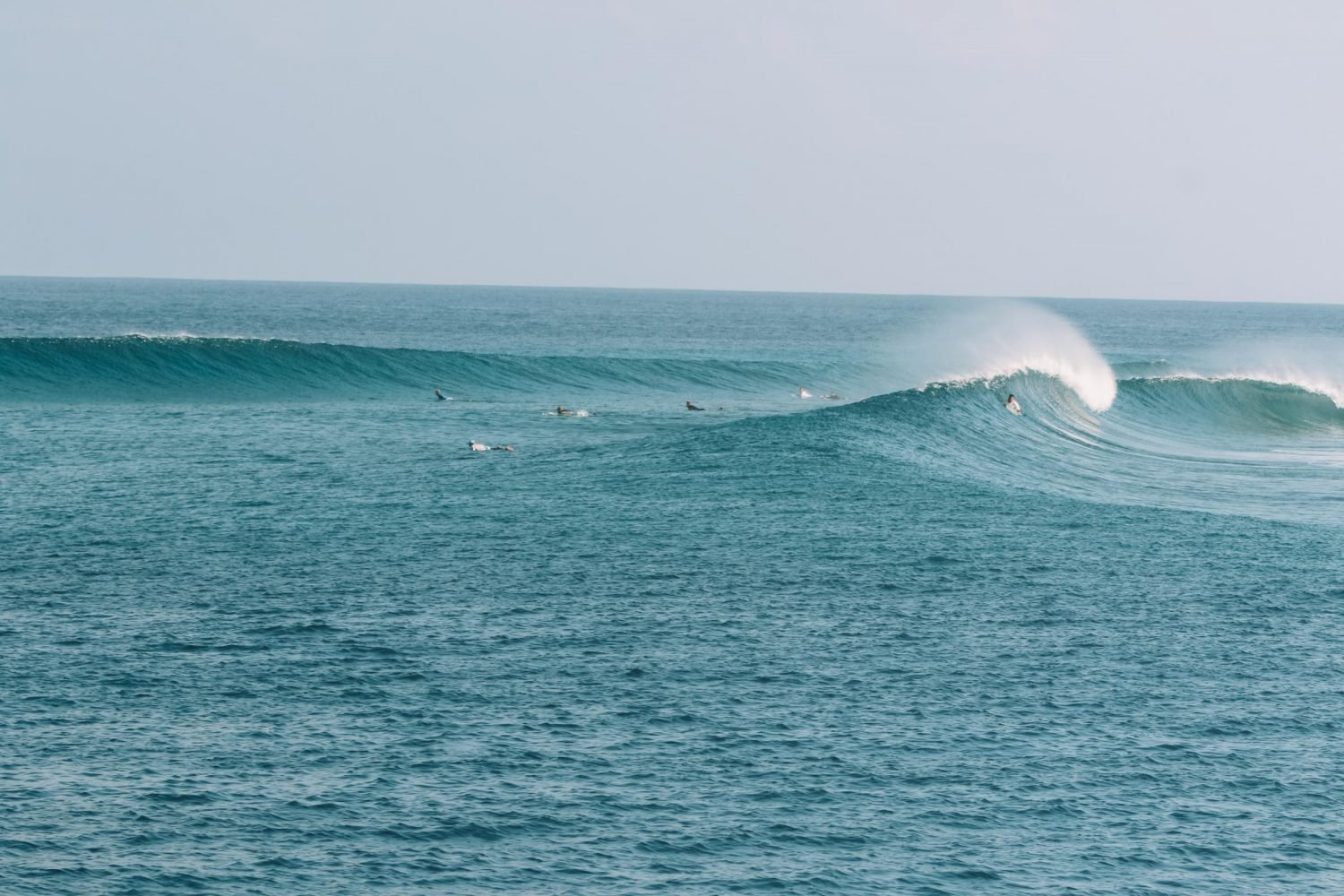 Southern Atolls Surfing