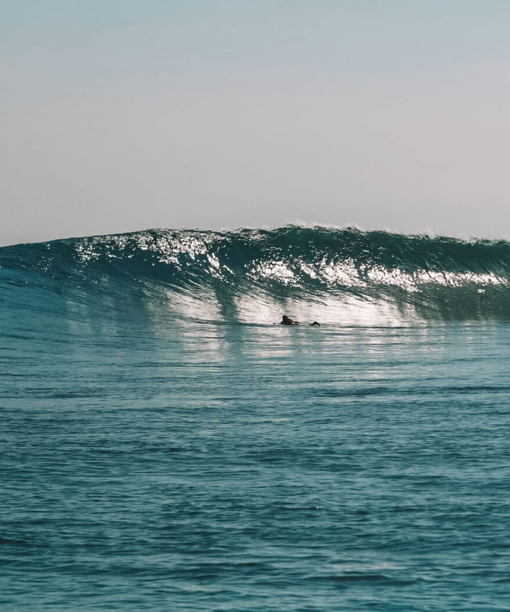 Beacons Surfing