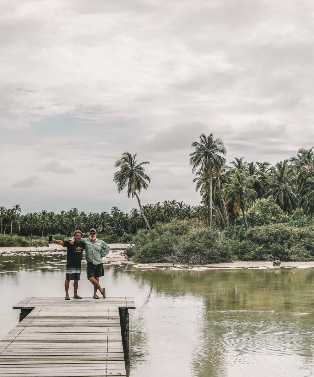 Island Walk Maldives