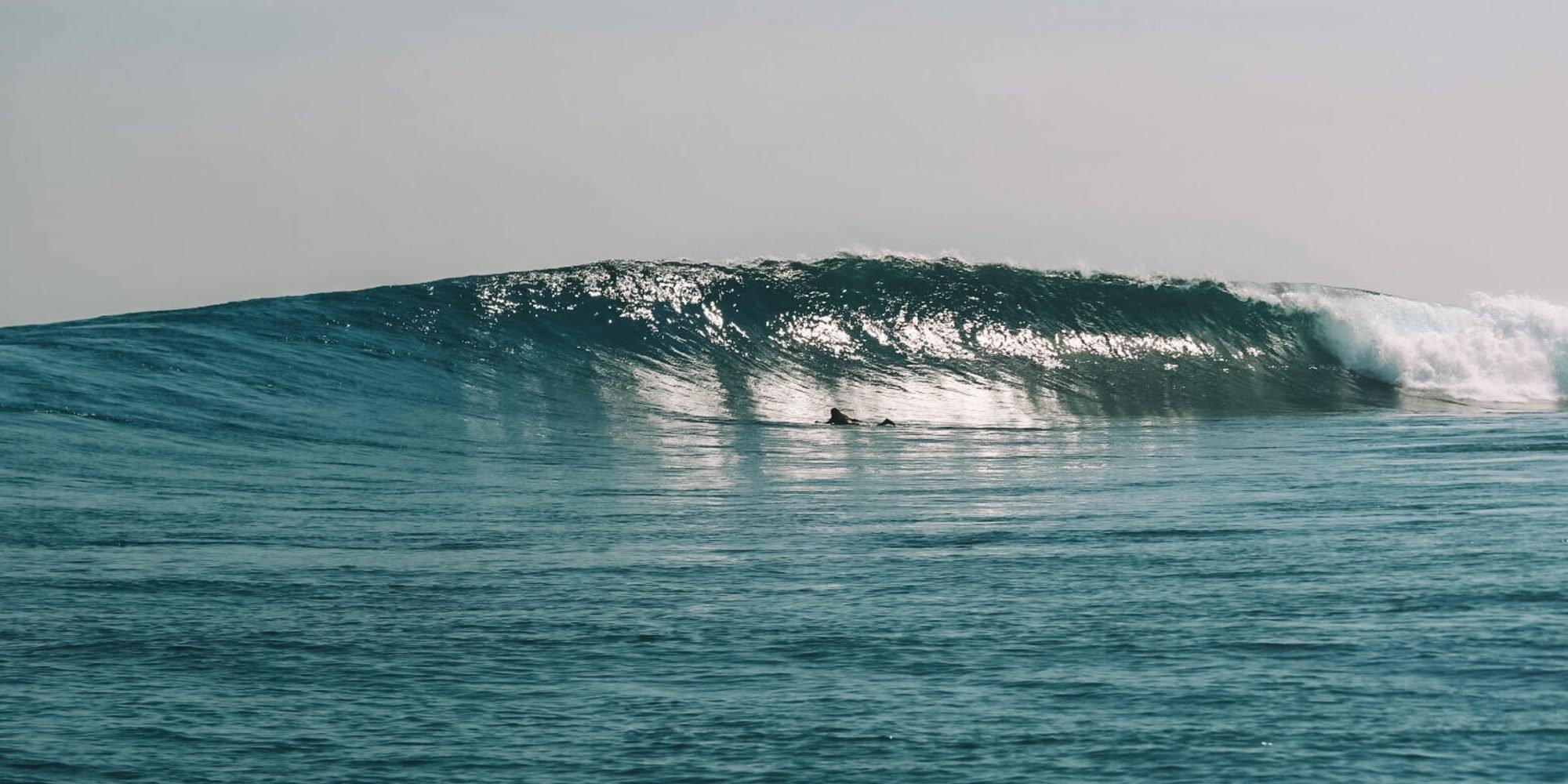 Maldives Surf Camp Waves